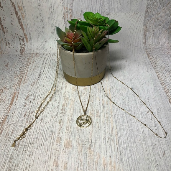 Cool Y Necklace Lot Bundle